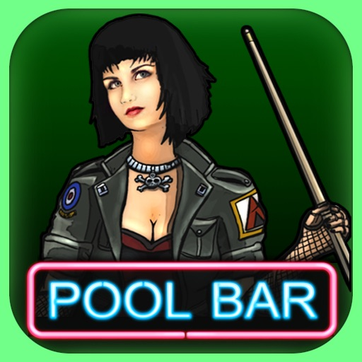 Pool Bar - Online Hustle (for iPad)