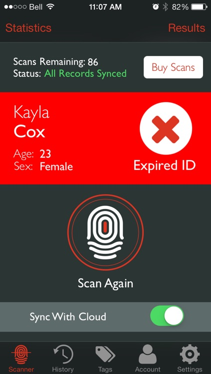 ID Scanner