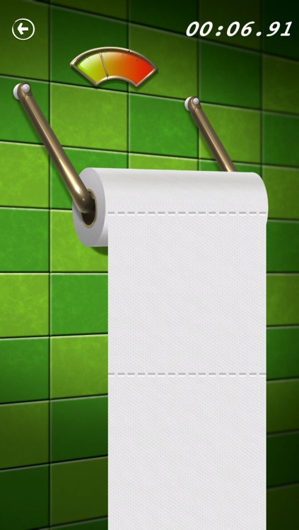 Toilet Paper Dragging screenshot-1
