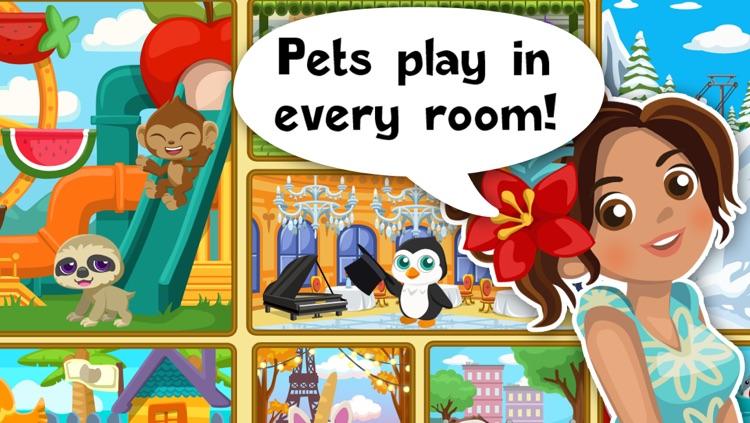Pet Hotel Story™ screenshot-3