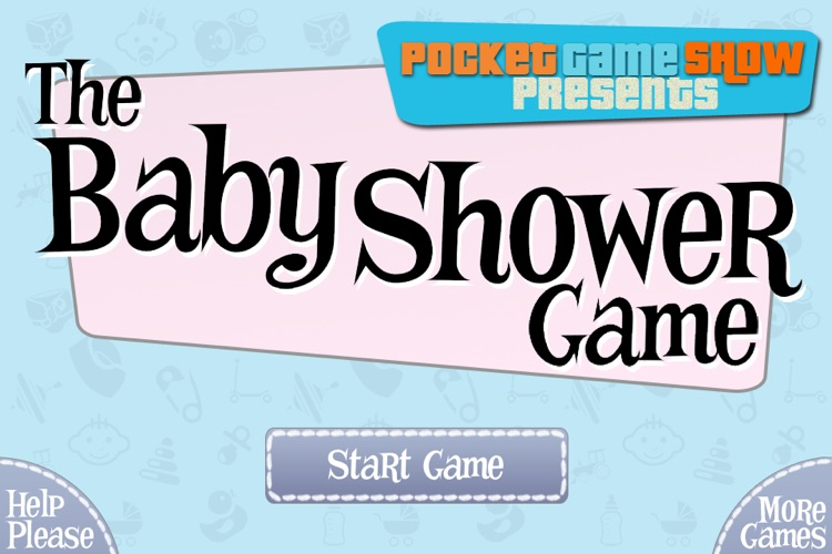 The Baby Shower Game