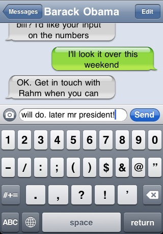 Fake-A-Message ™ (MMS & SMS!) screenshot-1