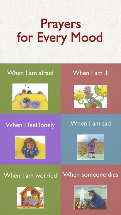 365 Prayers for Kids – A Daily Illustrated Prayer for your Family and School with Kids under 7