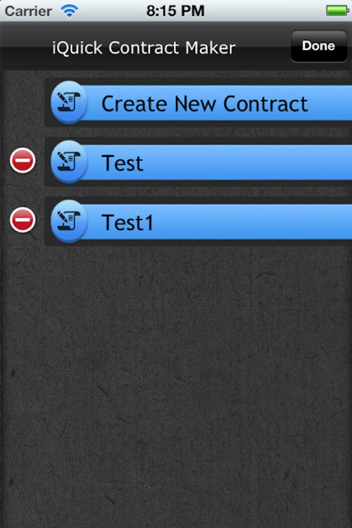 Contract Maker screenshot-2