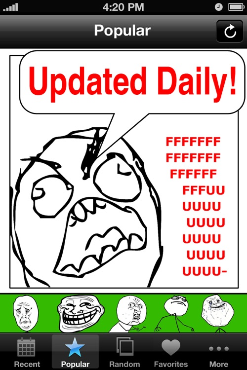 Rage Comics. screenshot-3