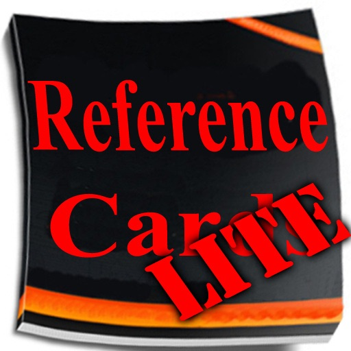 Reference Cards Lite