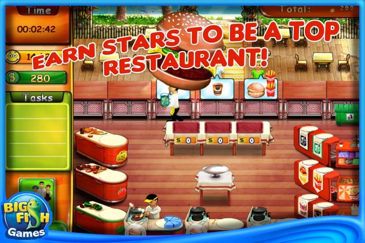 Burger Bustle! screenshot-4