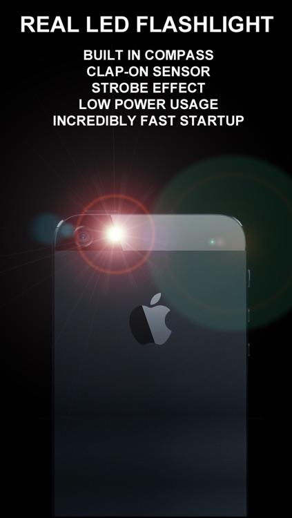 Flashlight - Real LED Flash Light