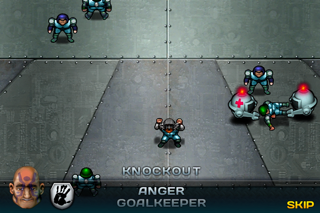 Speedball 2 Evolution screenshot one
