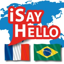 iSayHello French - Portuguese (Brazil)