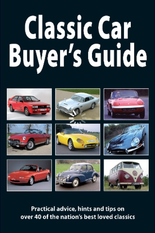 Classic Car Buyer's Guide screenshot-0