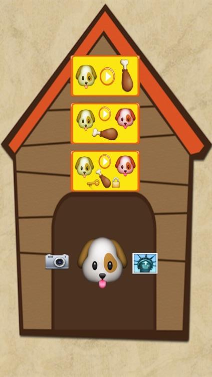 Dog Maze Race screenshot-4