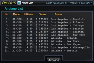 Screenshot #5 for AirTycoon - Airline Management
