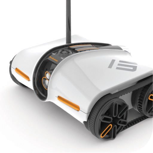 Rover Wireless Spy Tank by Brookstone iOS App