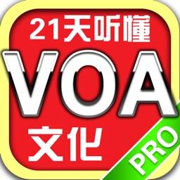 21天听懂VOA文化新闻