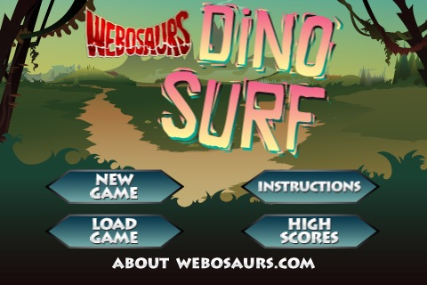 Dino Surf screenshot-4