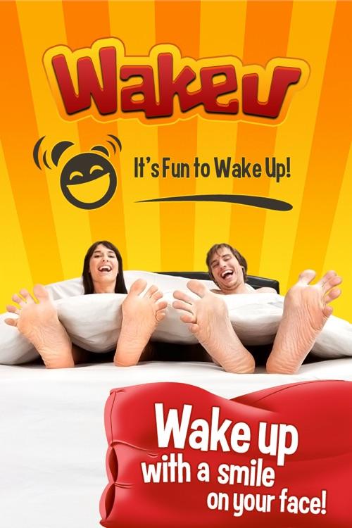 WakeU ZOO - a fun alarm clock