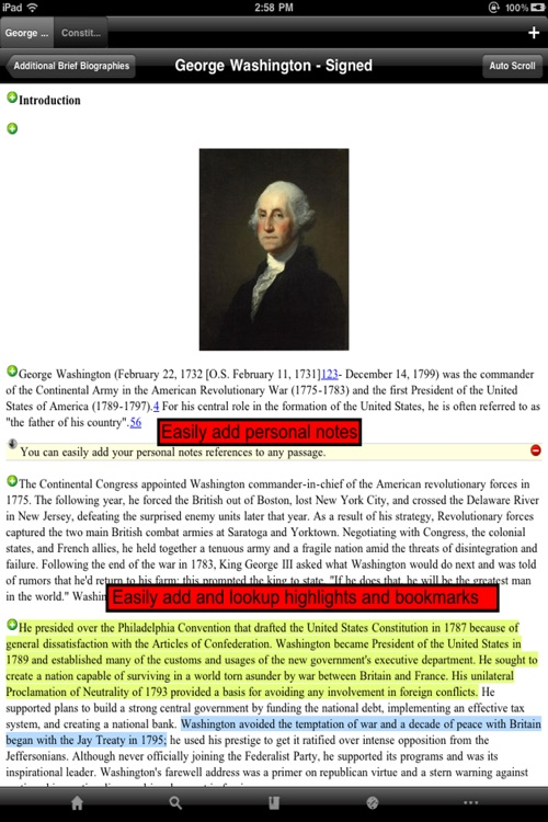 Constitution Reference Suite screenshot-3