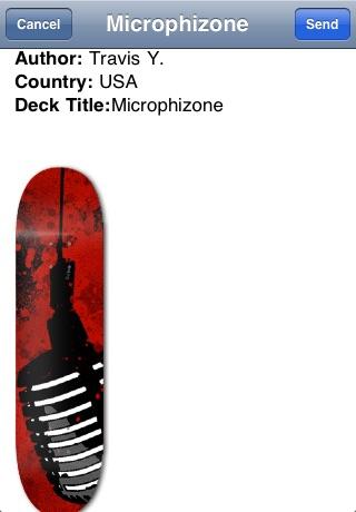 Skate Life: Deck Designer iPhone