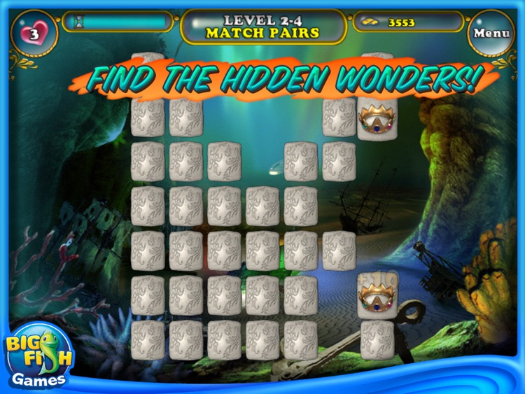Hidden Wonders of the Depths 2 HD (Full) screenshot-4