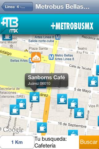 点击获取Metrobus MX