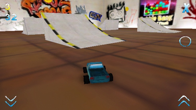 Big Fun Racing Lite screenshot-0