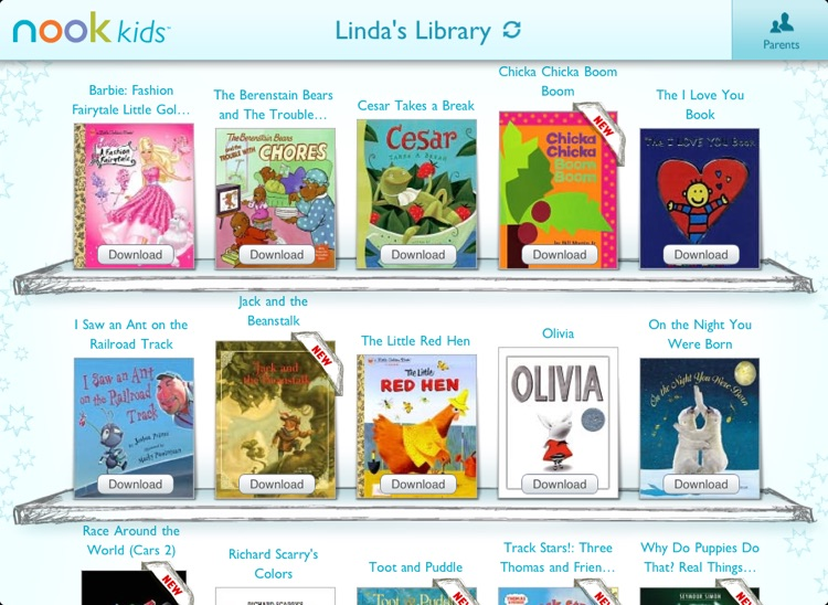 Barnes & Noble NOOK Kids - The Largest Collection of Children's eBooks