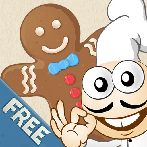 Gingerbread Fun! HD - Free Edition