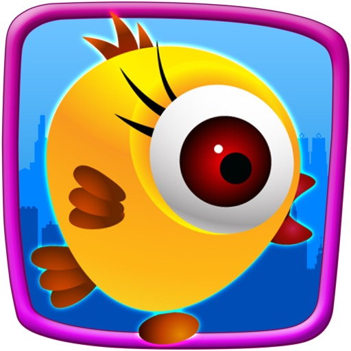 City Bird Adventures - A Flappy Flight - Top Fun Racing Game