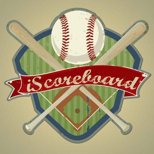 iScoreBoard Baseball