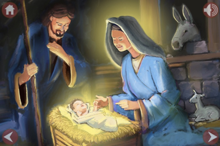 The Nativity, the Story of the Birth of Jesus, and Christmas screenshot-3