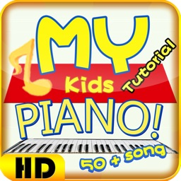 My Kids Piano-Your Baby's First Piano Teaching Game