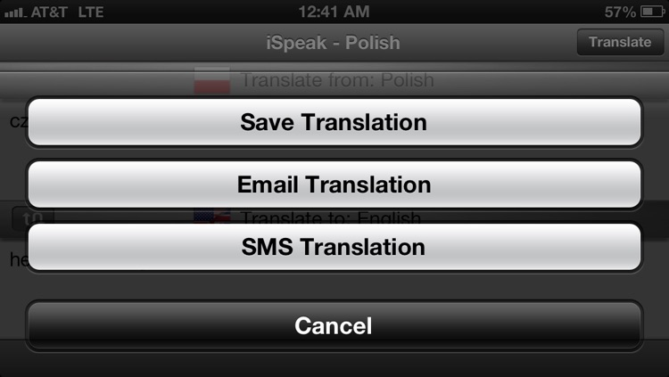iSpeak Polish screenshot-2