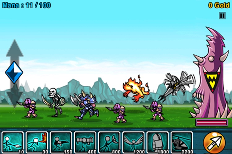Cartoon Wars screenshot-3