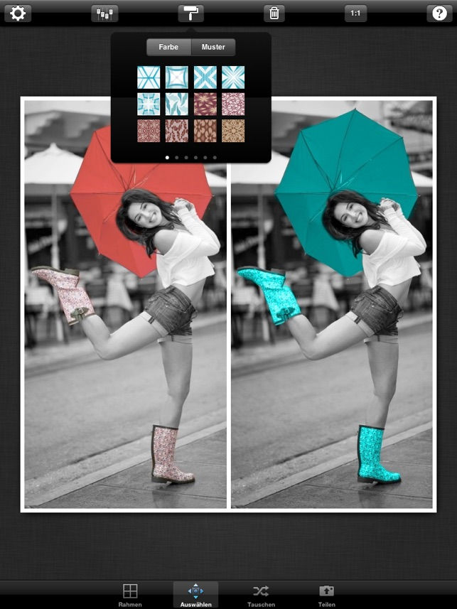 Pic Shells : Foto Rahmen im App Store
