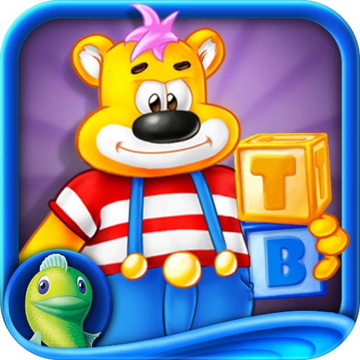 Teddy's Blocks HD icon