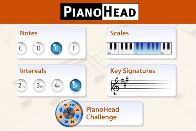 PianoHead screenshot-0