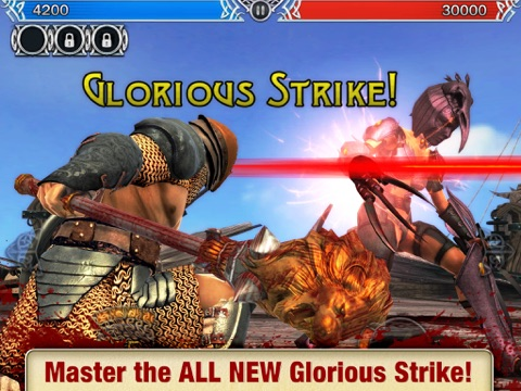 Blood & Glory 2: Legend-ipad-3