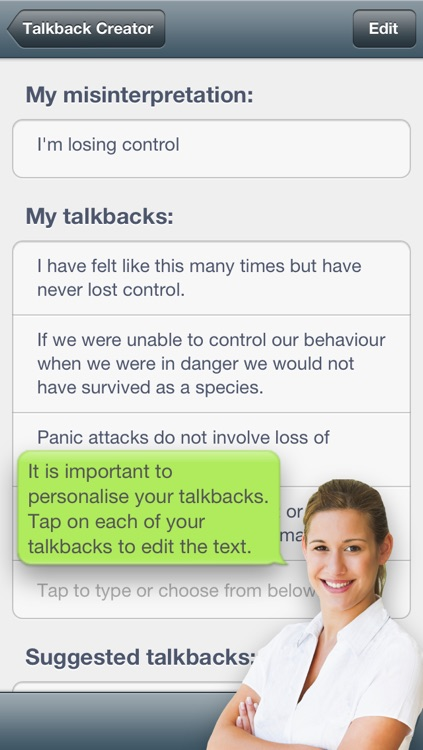 Panic Attacks: 10 Steps to Conquer screenshot-4