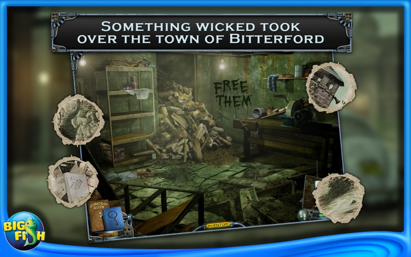 Mystery Case Files: Shadow Lake Collector's Edition (Full) screenshot 2