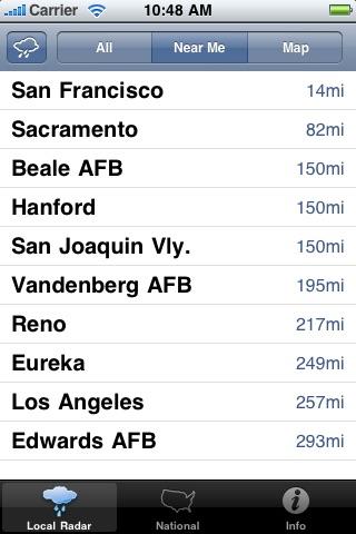 USA Rain Radar Pro screenshot-3