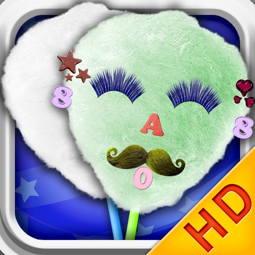 Cotton Candy Maker HD-Cooking games icon