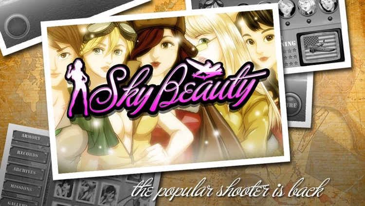 Sky Beauty screenshot-0