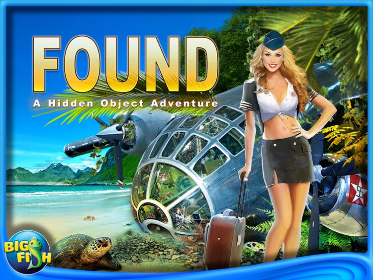 Found - Hidden Object Adventure screenshot-4