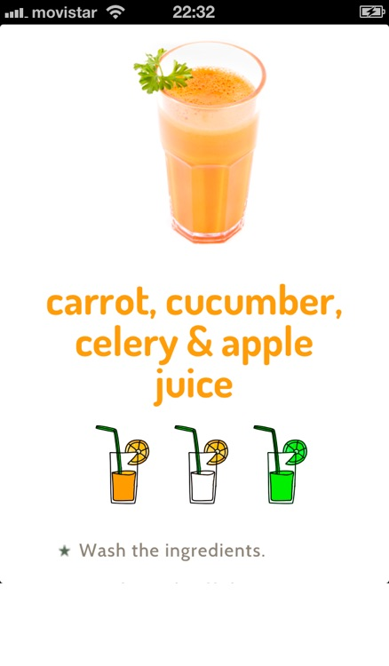 Vegetable Juices with Fruit Free screenshot-4