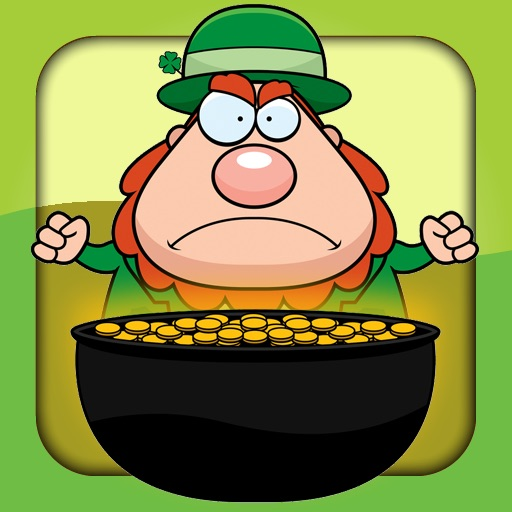 Angry Leprechaun's Gold - A St Patrick's Day Pub Game