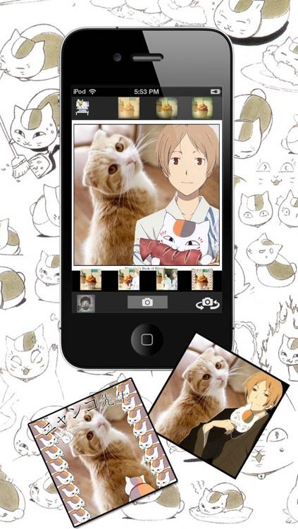 Natsume Wallbook Anime