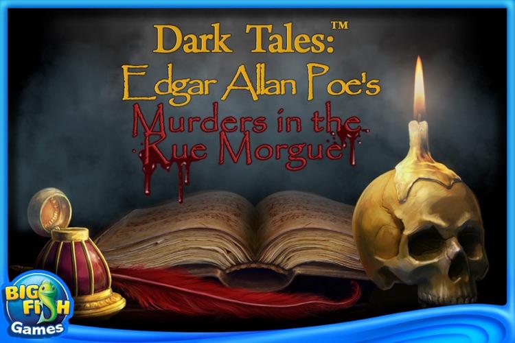Dark Tales - Edgar Allan Poes Murder in the Rue Morgue (Full)