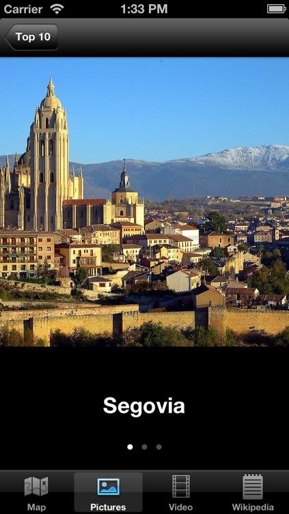 Spain : Top 10 Tourist Destinations - Travel Guide of Best Places to Visit