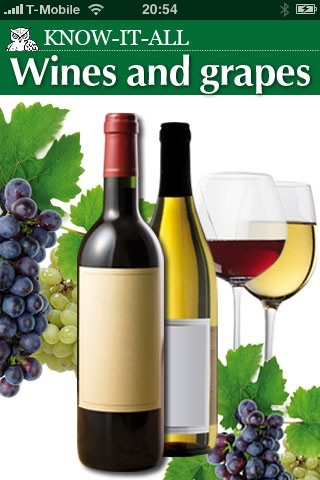 Wines and grapes